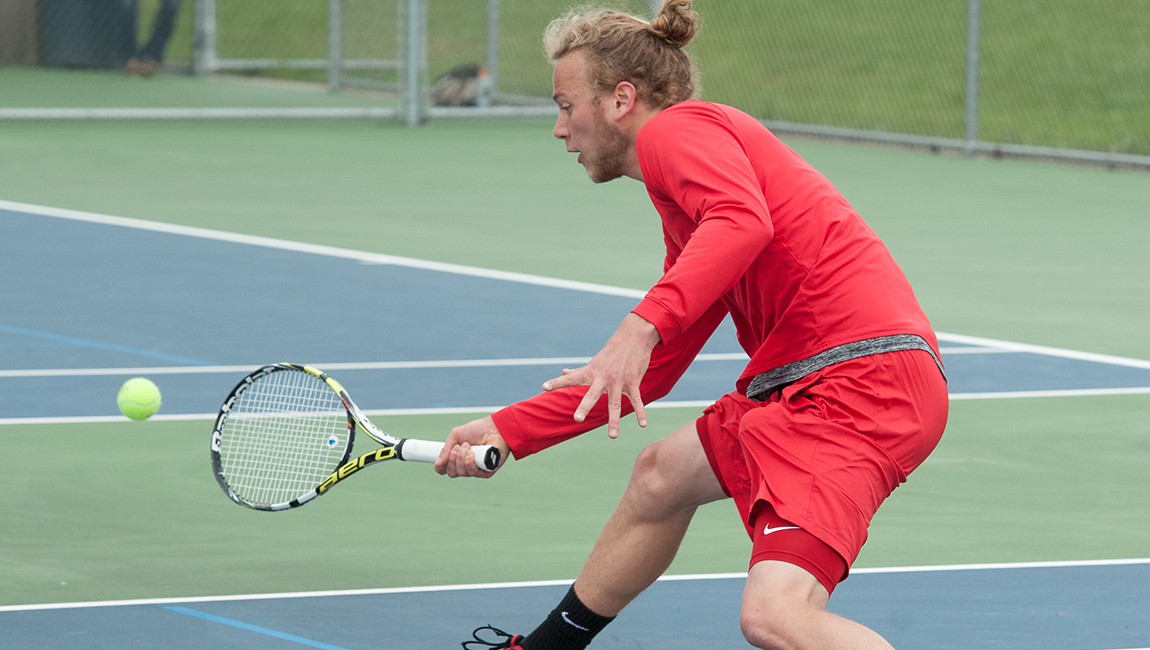 Ferris State Men's Tennis Posts Among Strong Performance as Bulldog Invite Wraps Up
