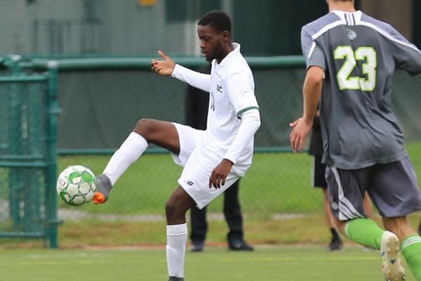 Men's Soccer Drops Regular-Season Finale At Dean