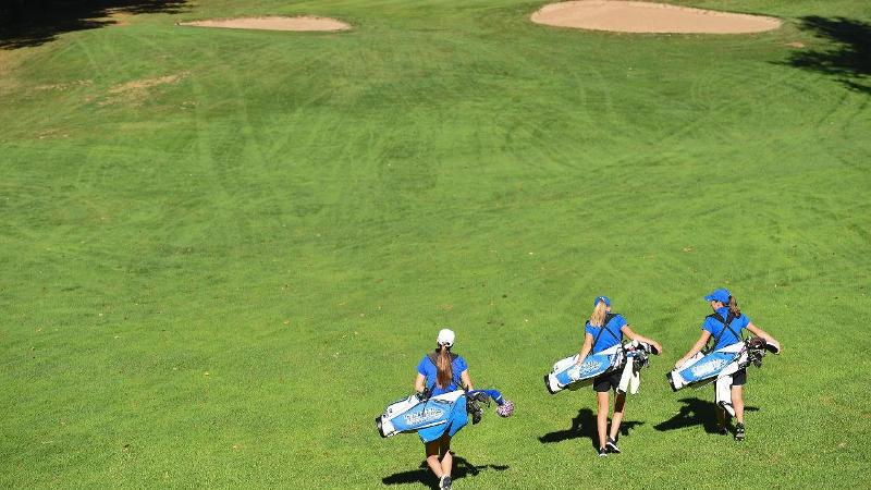 Women's Golf Concludes First Round at Navy Fall Invitational