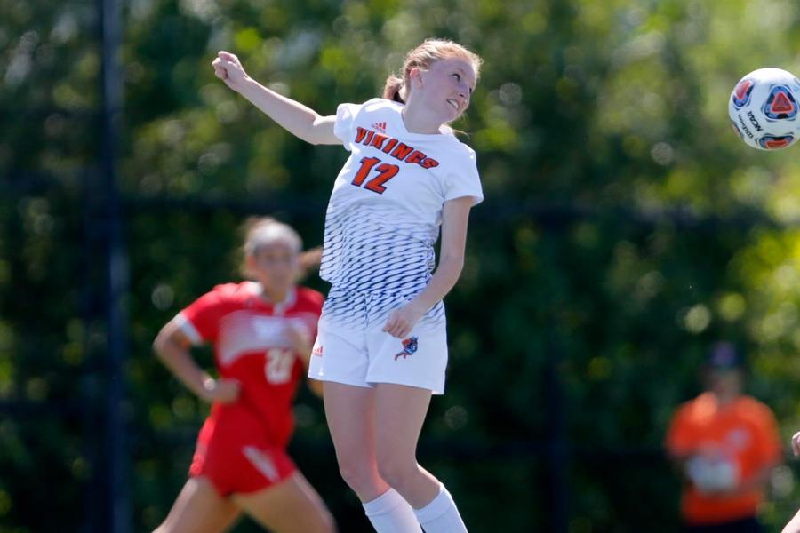 Brown's Second Half Goal Helps Salem State Slip Past Endicott 2-1
