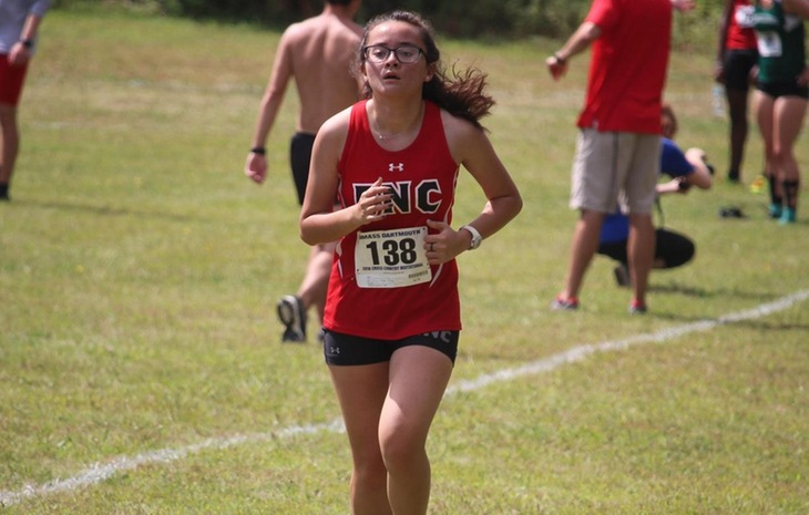 Women's Cross Country Races at UMass Dartmouth Invitational