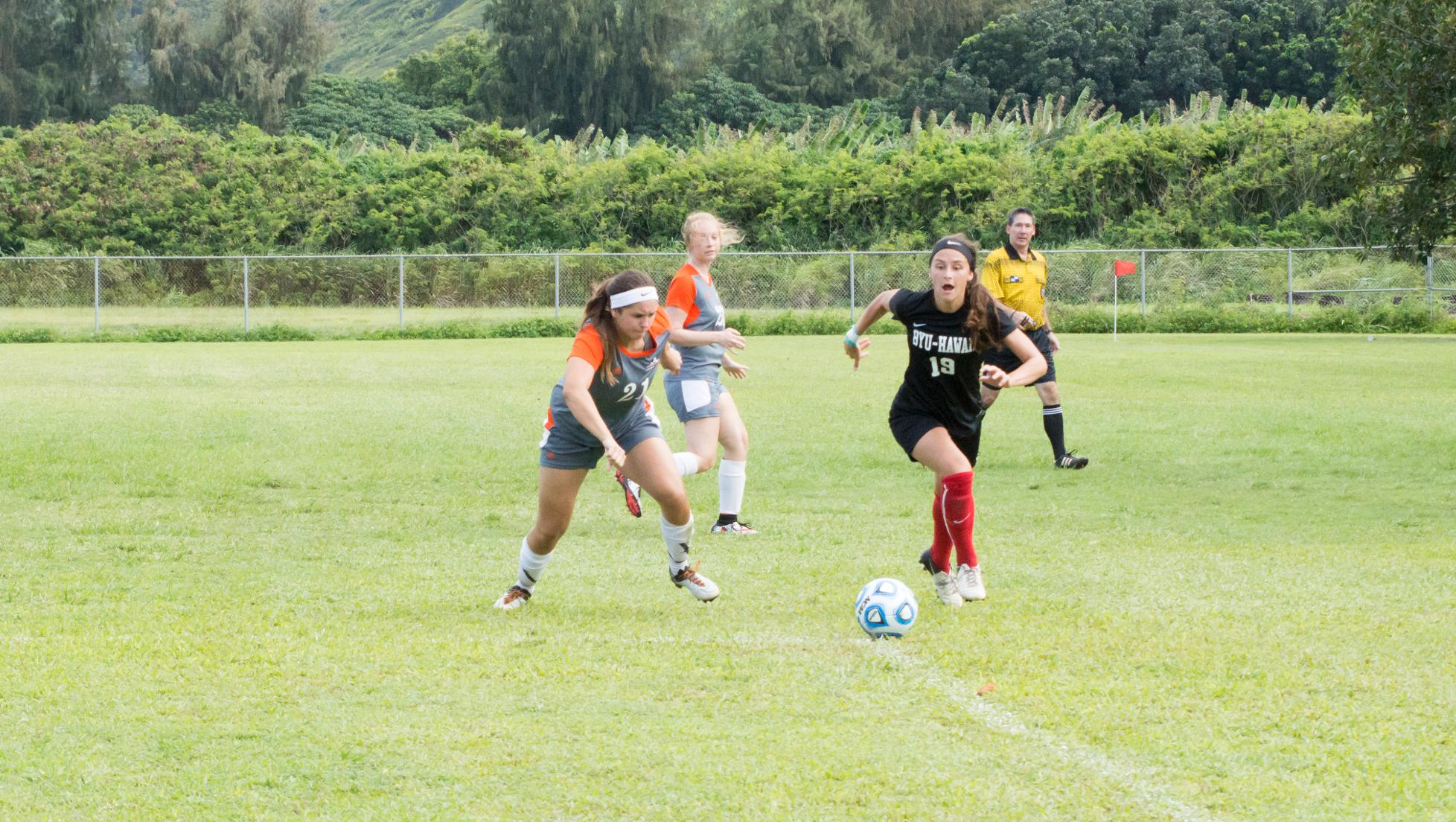 Season outlook for Seasider women's soccer