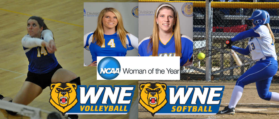 Two-Sport Standout Kucharski Nominated for Prestigious NCAA Woman of the Year Award