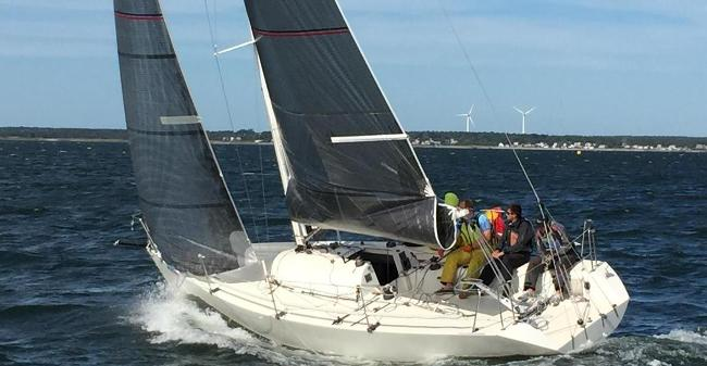 Offshore Sailing Records First, Second Place Finishes At Last Chance, New Bedford Yacht Club Regattas