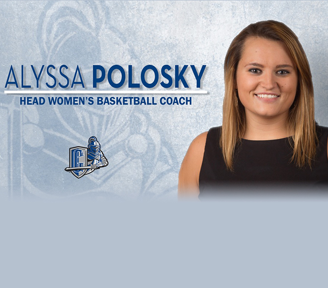 Polosky named Geneseo Head Women's Basketball Coach