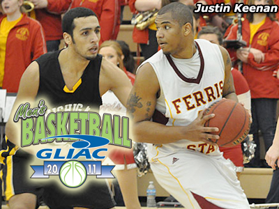 Second-Straight GLIAC Award For FSU's Keenan
