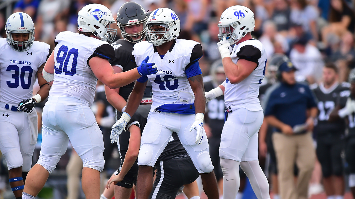 F&M Faces Gettysburg for Lincoln Trophy - Week 10 Game Notes