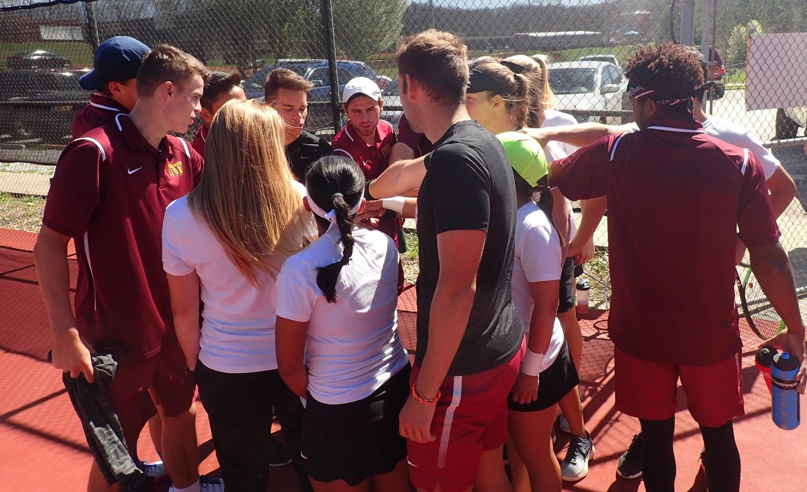 Emmanuel Tennis Advances to the Semifinals at the NCCAA National Tournament!