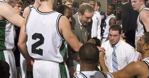Wagoner Joins Georgia College Men's Basketball Staff