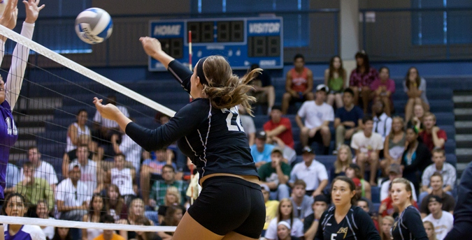 Volleyball Sweeps Matches on Day Two at Trinity