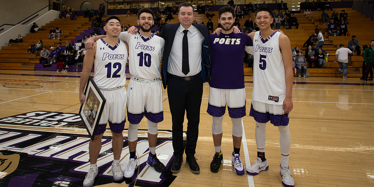 Whittier downs Cal Lutheran 93-66 on Senior Night