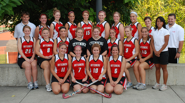 2007 Wittenberg Field Hockey