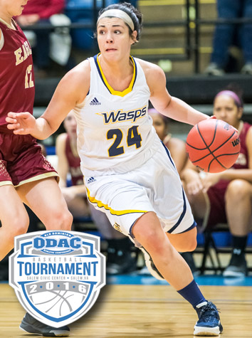 #3 Emory & Henry Women's Basketball Falls In ODAC Tournament Semifinals, 79-69, To #2 Guilford