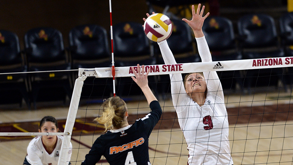 This Week in WAC Volleyball - Oct. 9