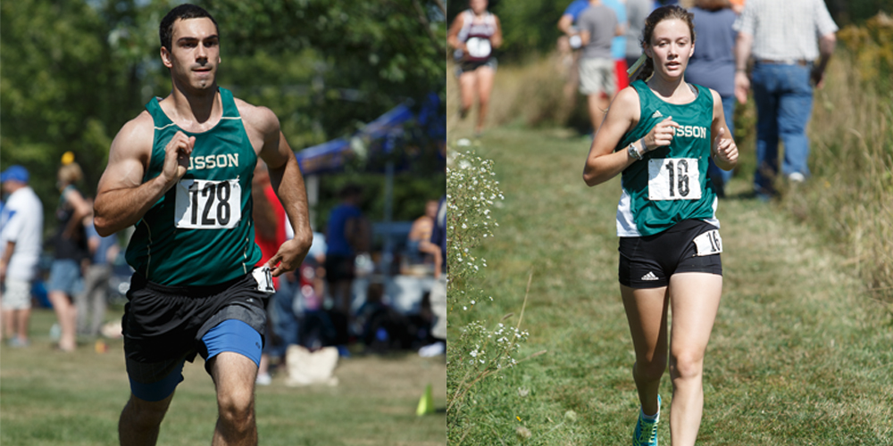 Men's and Women's Cross Country Perform Well at Fens Classic