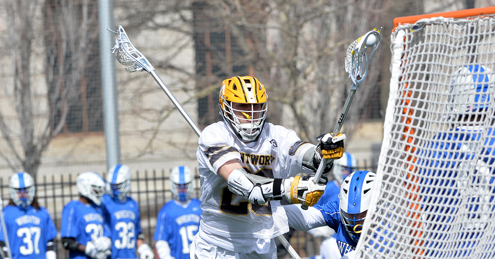 Fourth Quarter Comeback Comes up Short in Men's Lacrosse's Loss to Roger Williams