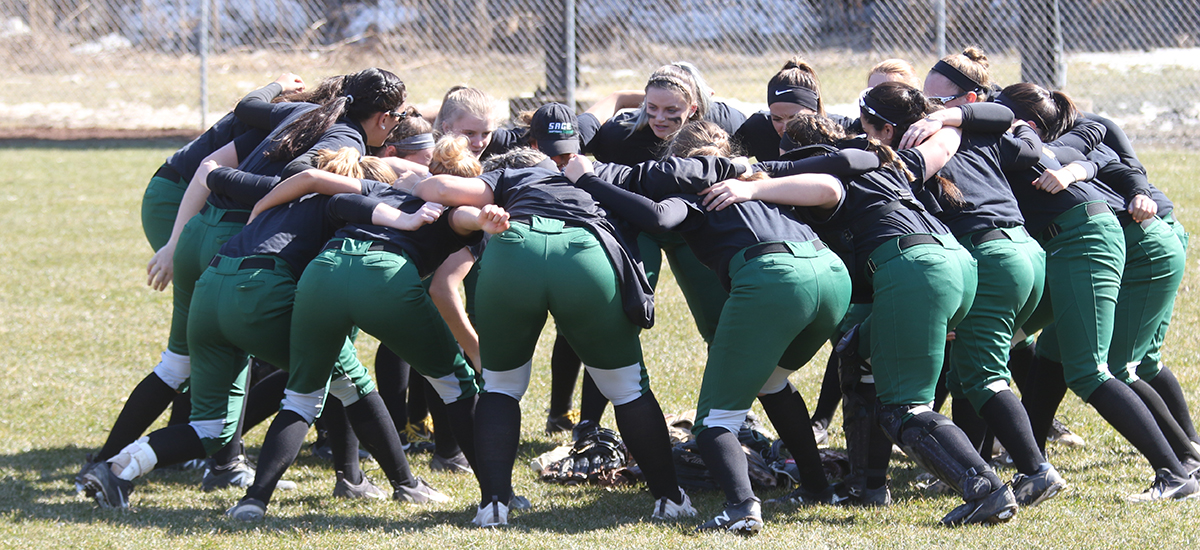 Nationally ranked RPI sweeps Sage in softball