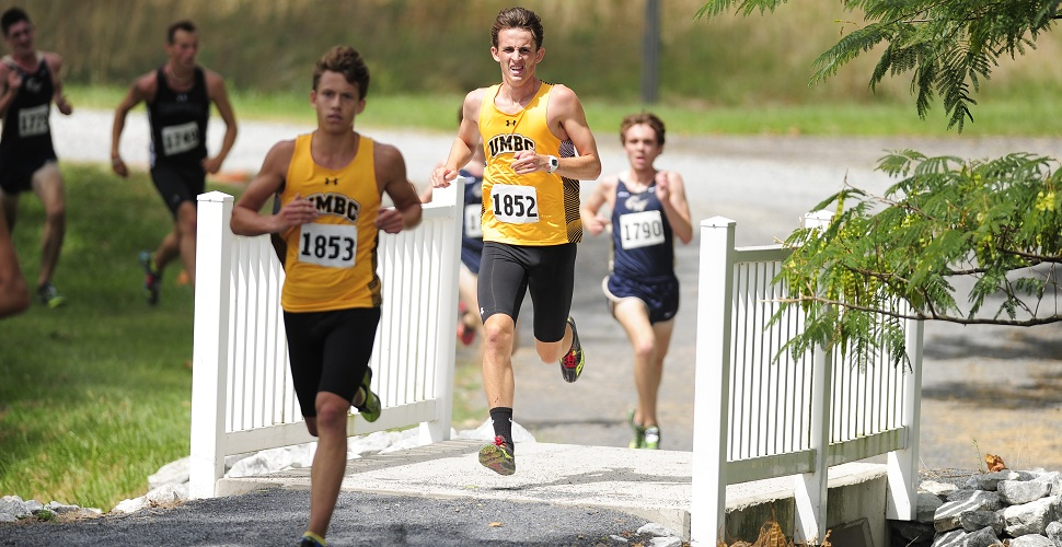 Men's Cross Country Places Five in Top 13 in Opener at Mount 5K's
