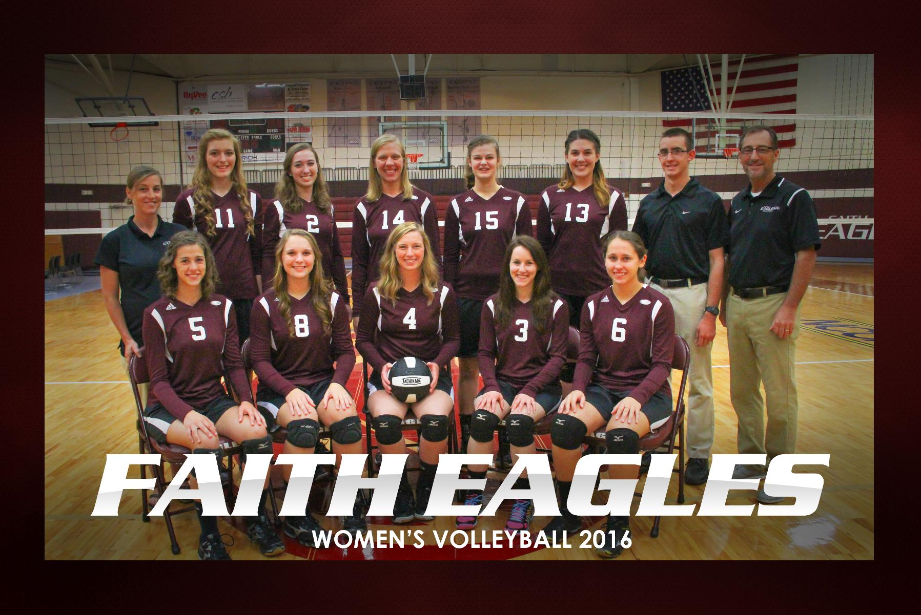 Volleyball Finish 4th at Conference Tournament; Look to Regionas