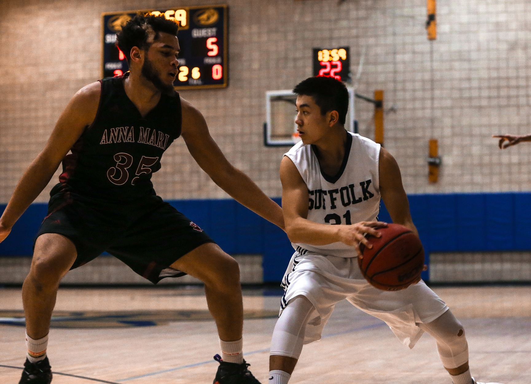 Men's Basketball Heads to Anna Maria Tuesday
