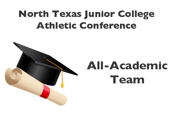 NTJCAC All-Academic Team