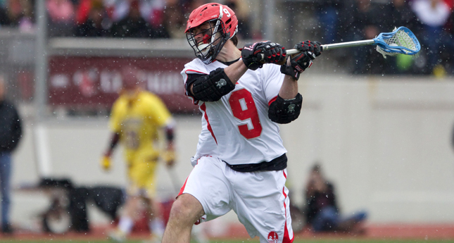 #9 Lynchburg Men's Lacrosse Score Come-From-Behind Win
