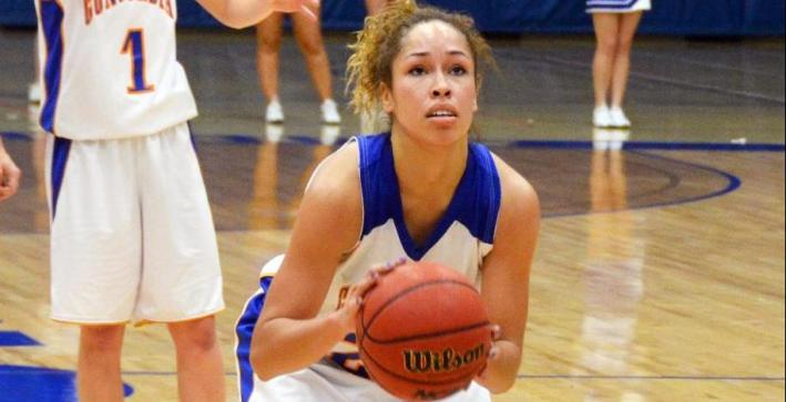 Women's Basketball clinches No. 2 seed in NAC Tournament