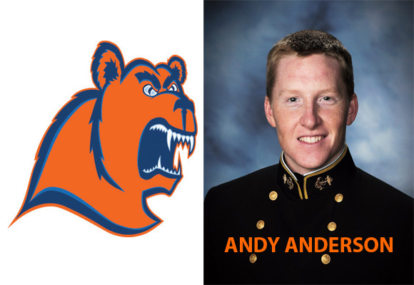 Anderson named NEWMAC Diver of the Week