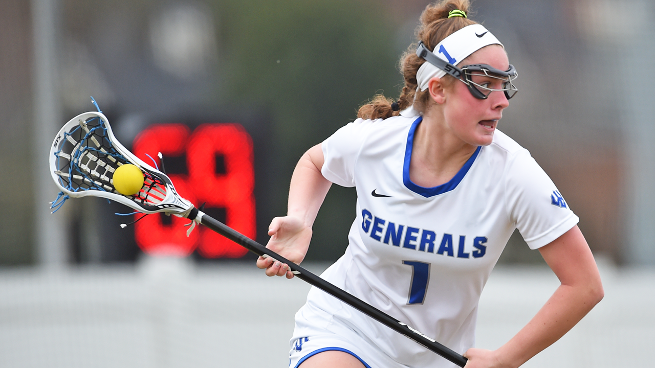 Generals Fall to York in NCAA Second Round