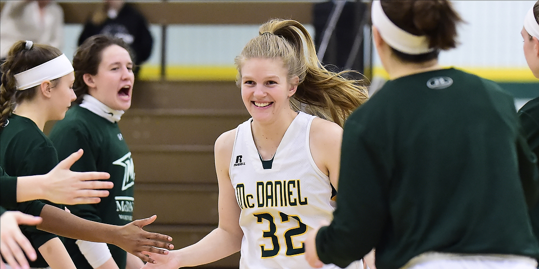 Liv Storer (c) 2019 David Sinclair/McDaniel College