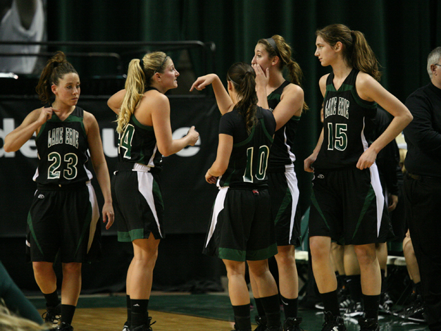 Storm Falls at Tiffin in Regular Season's Penultimate Game