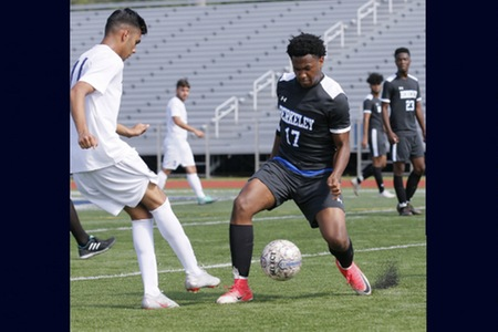 Men's Soccer: Berkeley 4, SUNY ESF 0