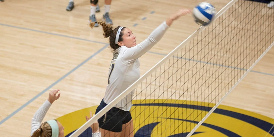 Wentworth Rolls Past Volleyball, 3-0
