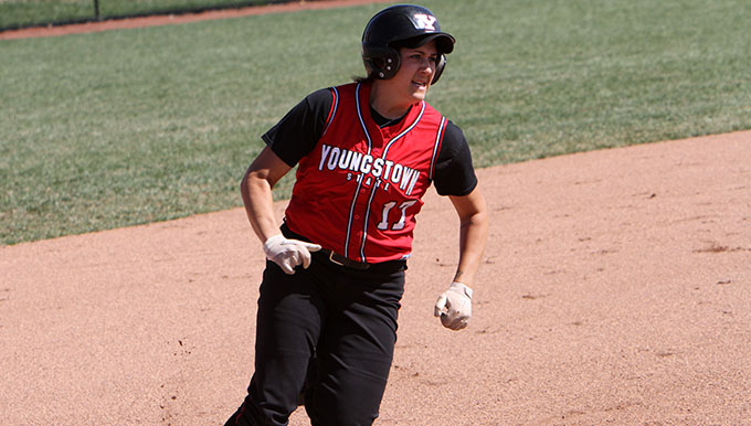 2014 YSU Softball