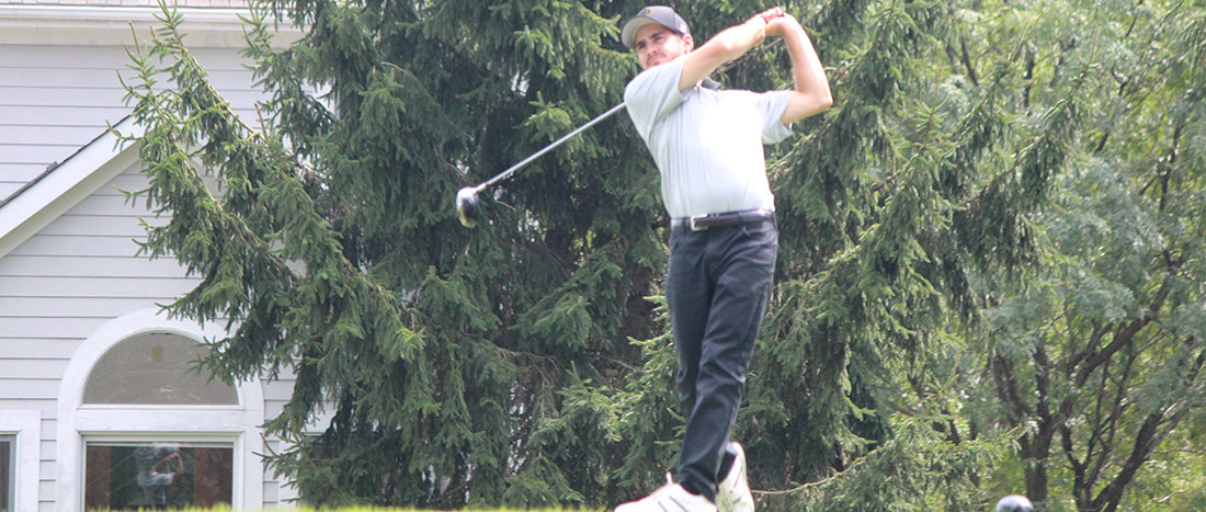 Creamer Leads Men's Golf To Fifth Place Finish At Highland Cup Challenge