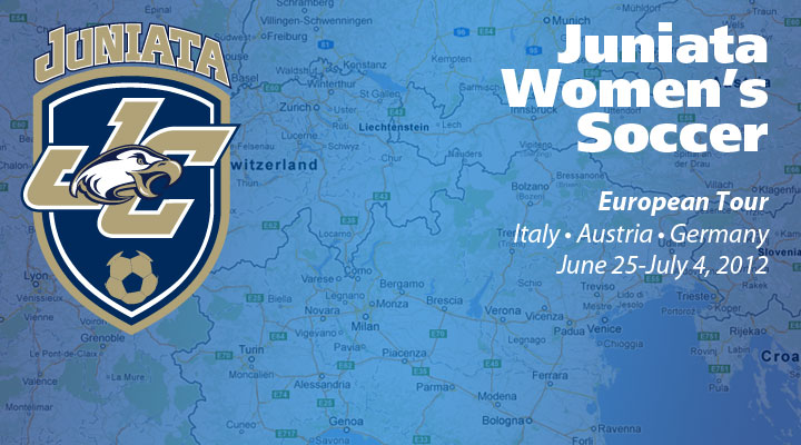 Juniata women's soccer heading to Europe for exhibition tour
