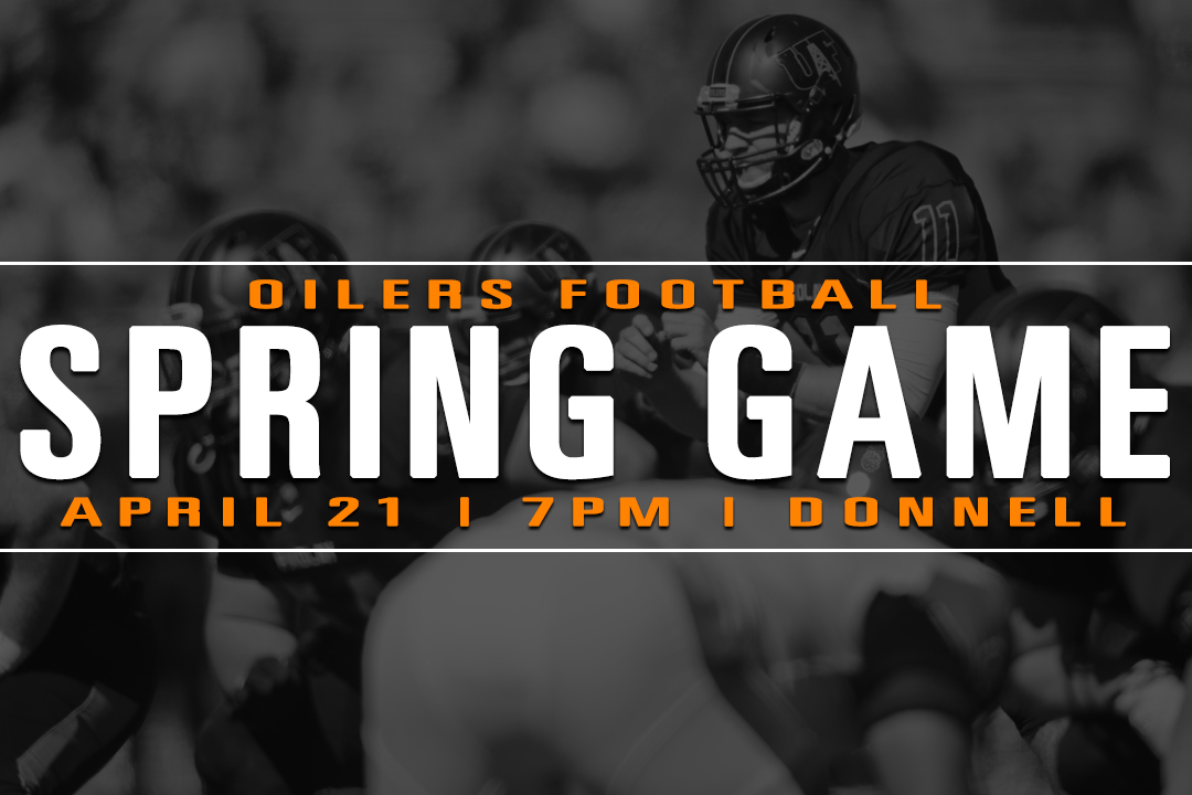 Spring Game Slated for Friday at 7pm