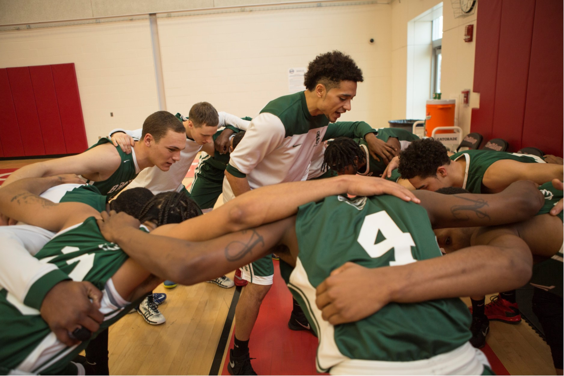 Men's Basketball Posts Victory Over Massasoit 90-70