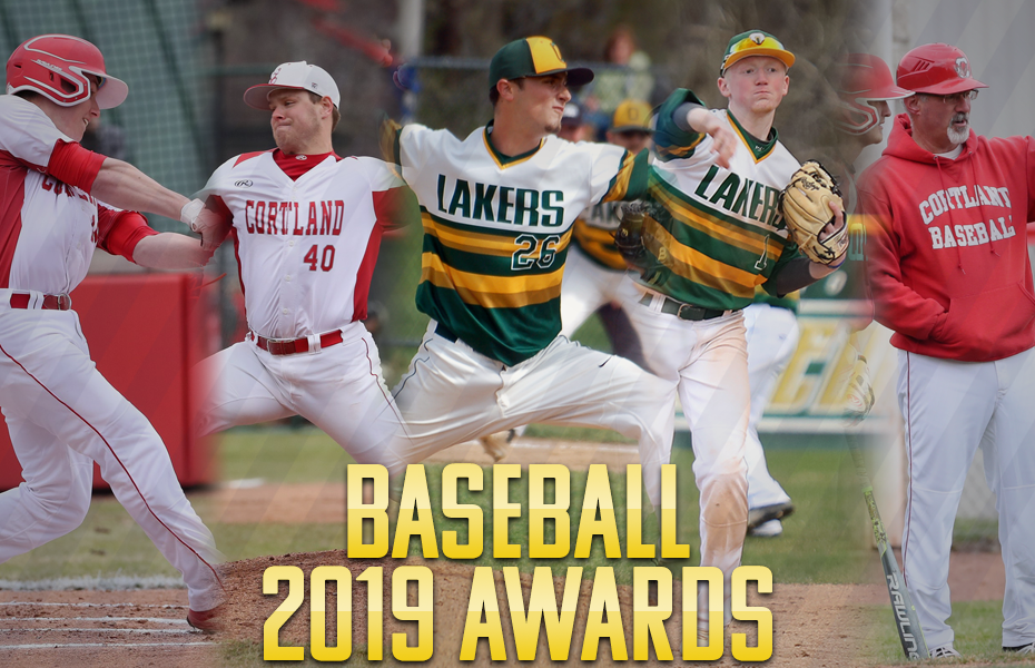 SUNYAC announces baseball yearly awards