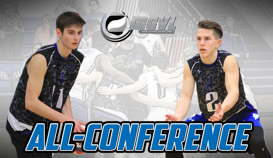 Smallpage and Liberski named Second Team All-MCVL