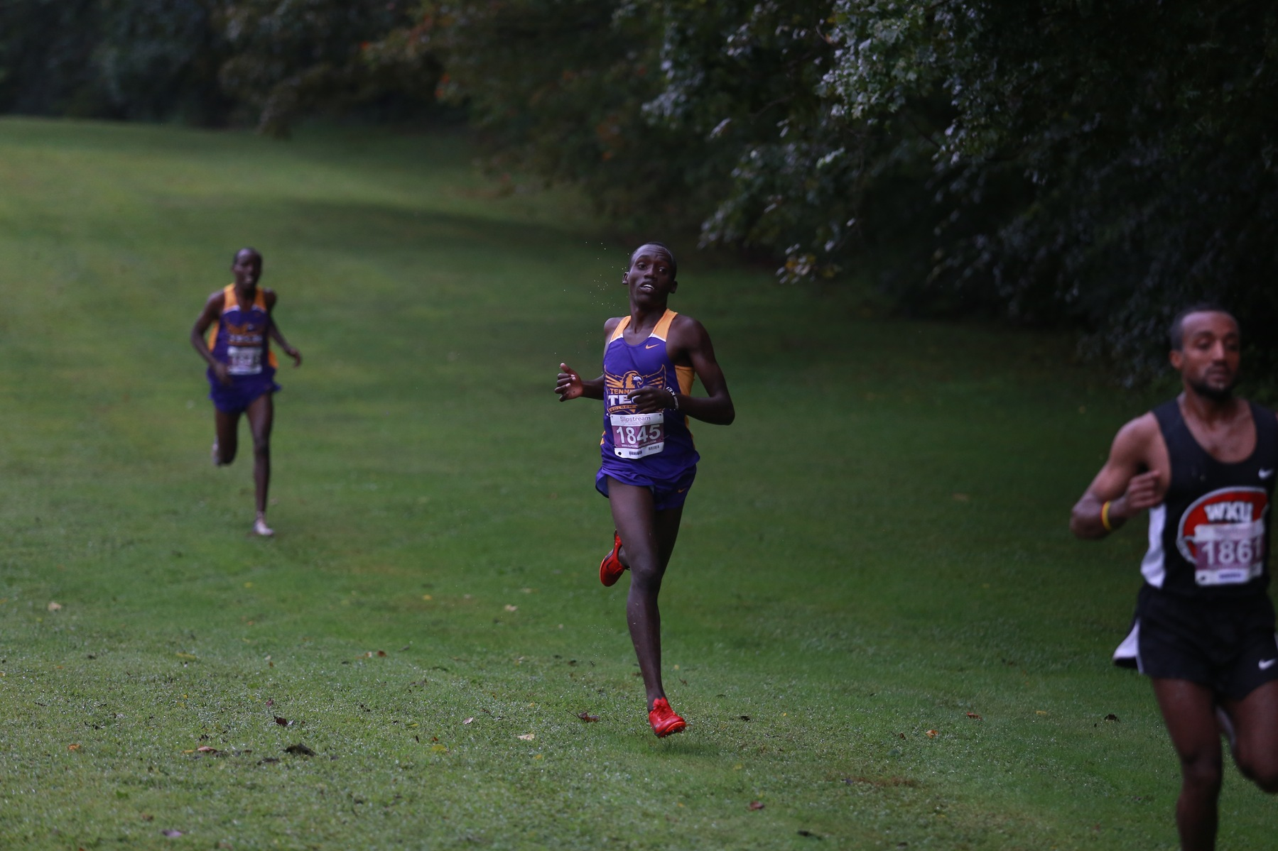 Tech men's cross country returns to action at Florida's Mountain Dew Invitational