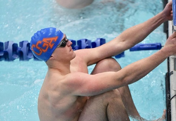 Men's Swimming Ranked 21st Nationally