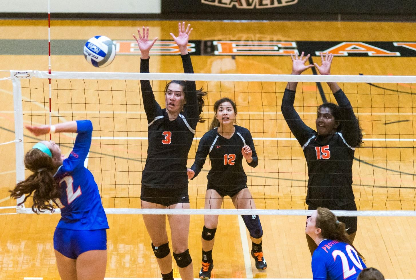 Yang Leads with Six Kills at CMS