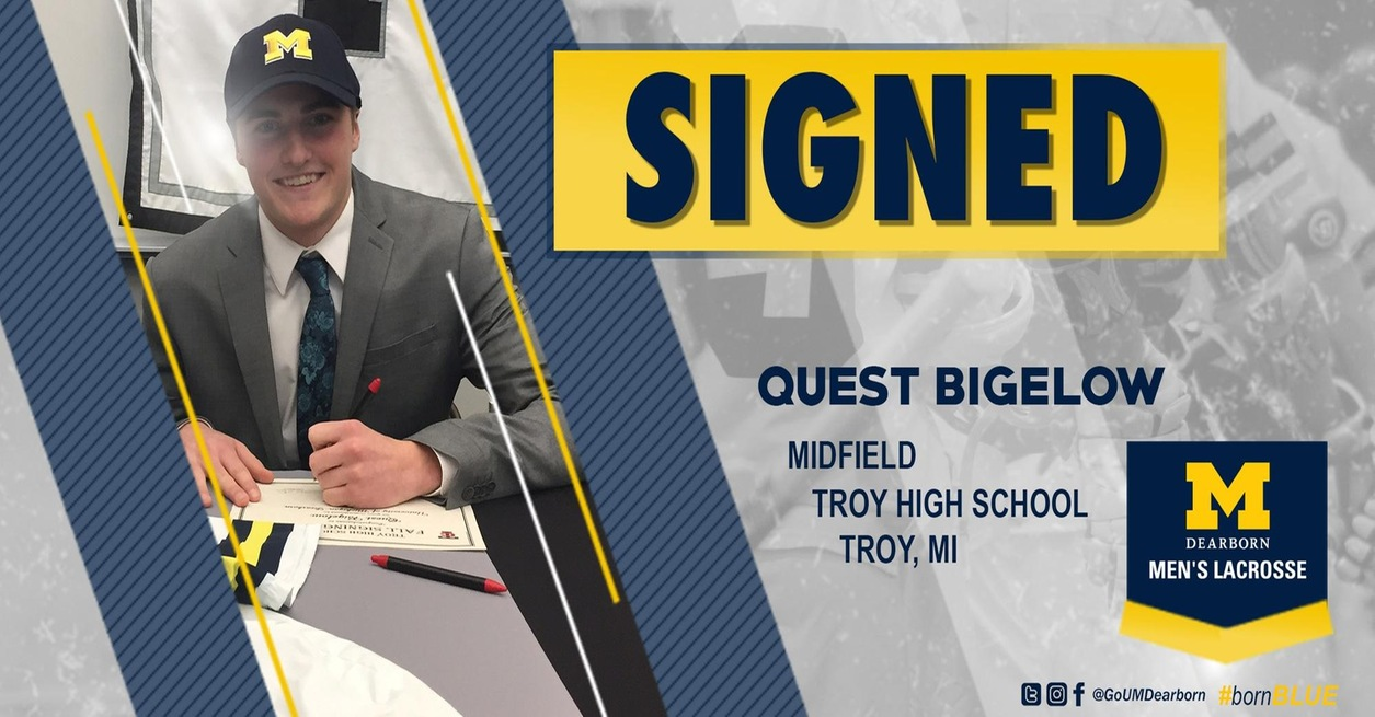 Bigelow signs with Lacrosse
