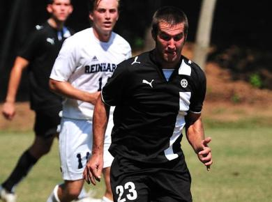 Petrels Pull Away From Scots, Win Home Opener 4-1