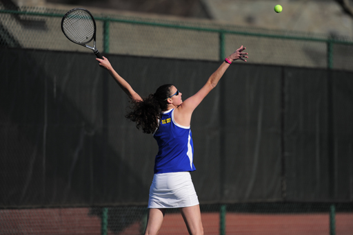 Goucher Women's Tennis Drops Spring Opener To Washington (Md.)