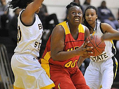 Lillian McGill Posts Double Double 23 points and 12 rebounds