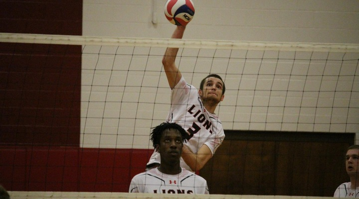 Men's Volleyball Wins First-Ever Match in Thrilling Fashion Over Newbury, 3-2