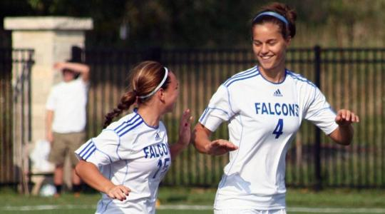 Falcon soccer women improve to 4-1-0