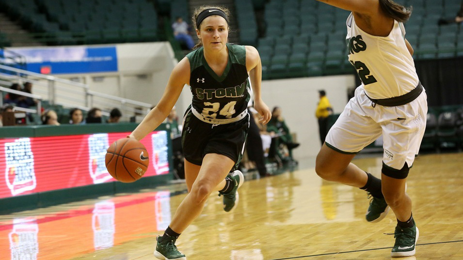 STORM WARNING: Women's Basketball Heading to Hillsdale